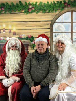 Die Lebenshilfe Altenburg e.V. wünscht eine schöne Adventszeit 2018
