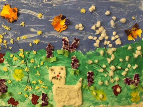 "Ausstellung Integrative Kindertagesstätte ""Pusteblume"""